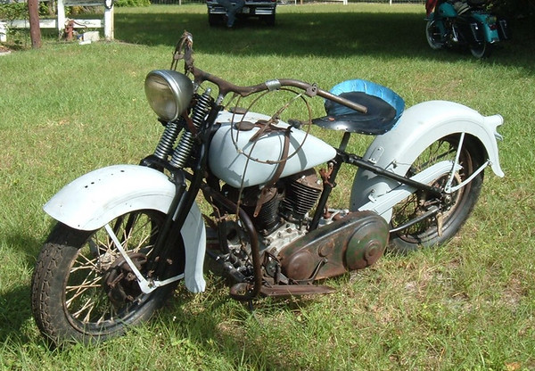 1934 Harley Davidson VLD