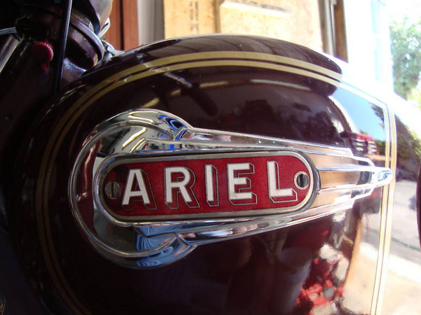 Ariel 1953 VB600
